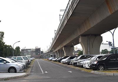 屏東火車站停車場