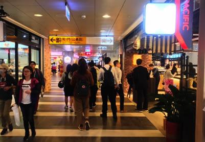 屏東火車站驛站商圈1